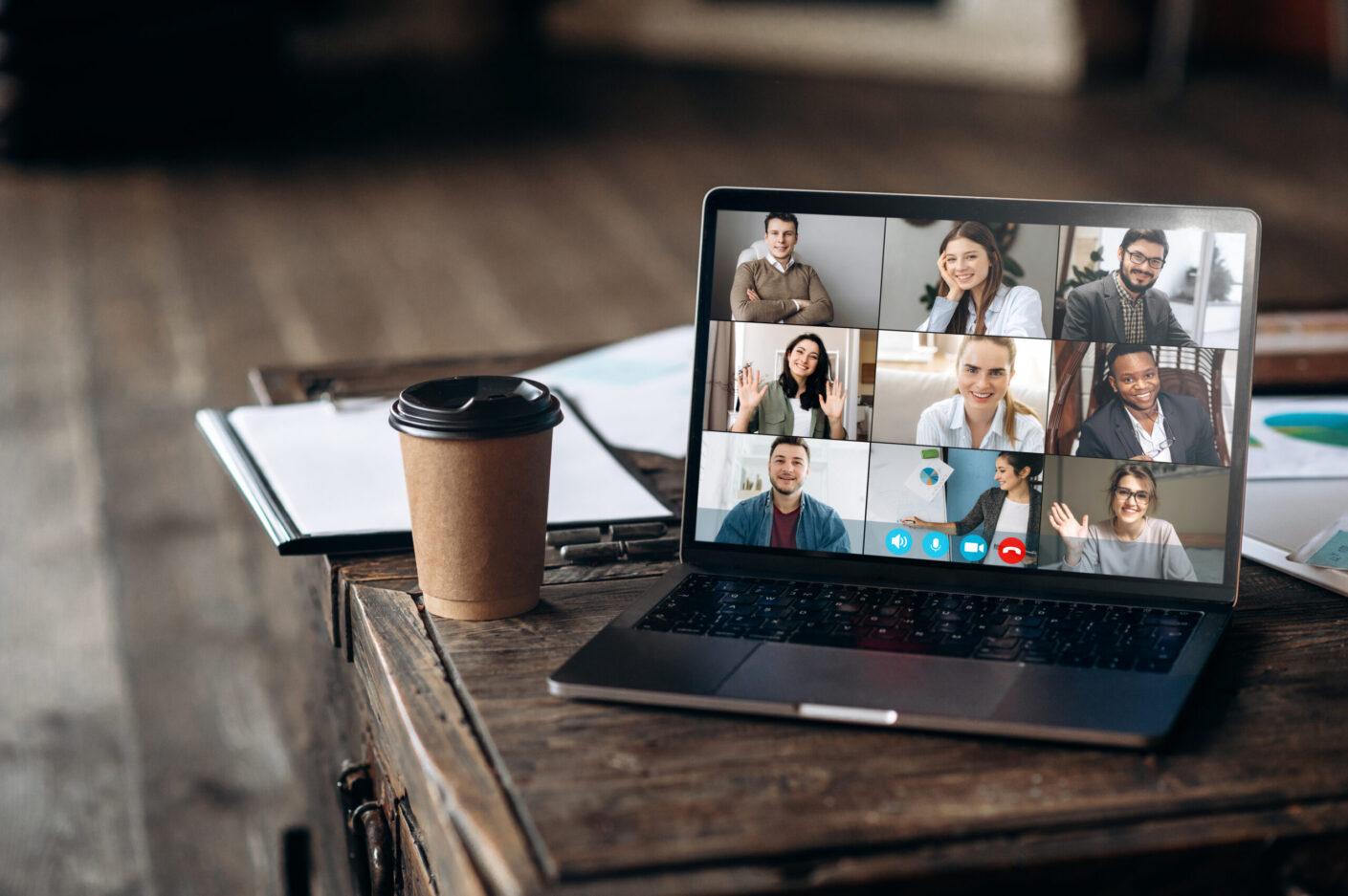 Cafés virtuels
